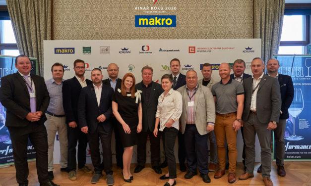 MAKRO Vinař roku České republiky zná své finalisty pro rok 2020