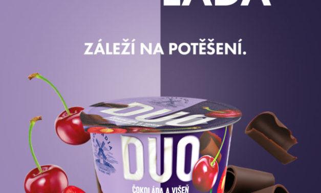 Pro požitkáře i občasné hříšníky. Hollandia s novinkou DUO Dezert míří poprvé mimo segment jogurtů