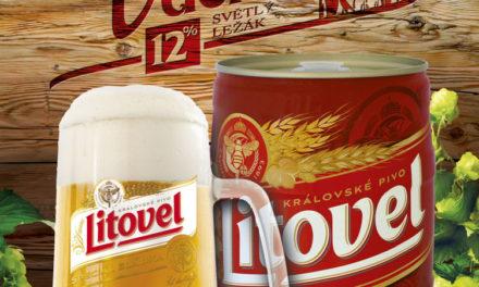 Dny českého piva oslaví i Pivovar Litovel. Speciál Václav nově stočil i do soudku