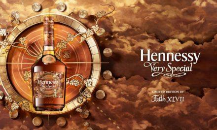 Hennessy odhaluje limitovanou edici k 10. výročí Hennessy Very Special Limited Edition v exkluzivní spolupráci s umělkyní Faith XLVII
