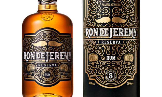 Rum Ron de Jeremy v novém kabátě