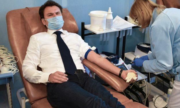 Bagetu za odběr: Bageterie Boulevard hledá v kampani nové dárce krevní plazmy