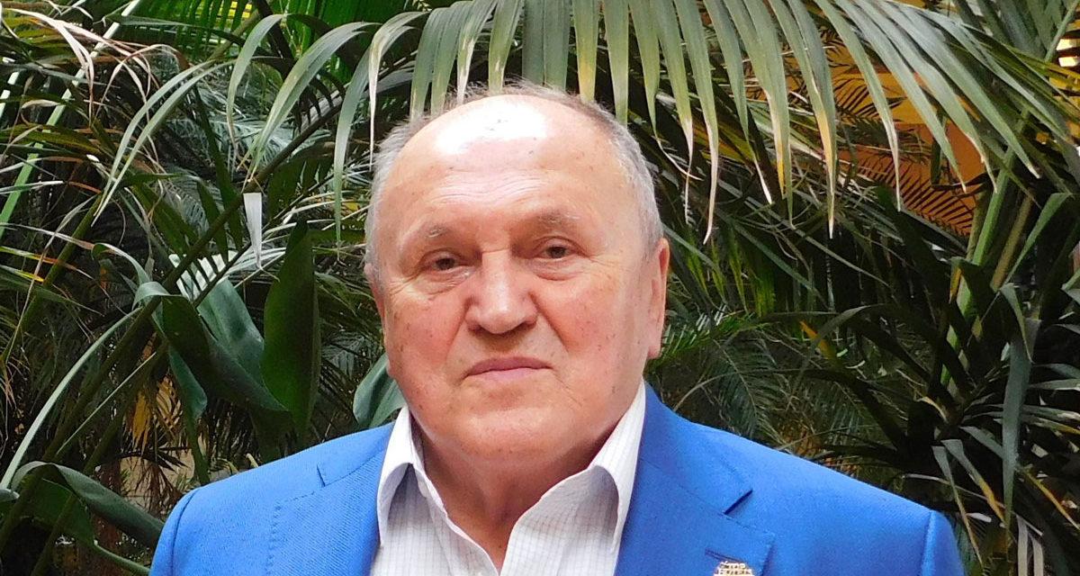 Státní vyznamenání pro Ing. arch. Vladimíra Dohnala