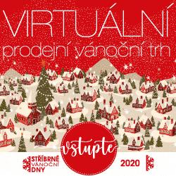 Virtuální vánoční dny 2020: Nakupte na svátky na online veletrhu