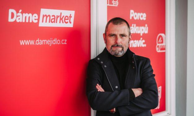 Společnost Dáme jídlo jmenovala ředitelem své nové služby Dáme market Mikolaje Komorowského