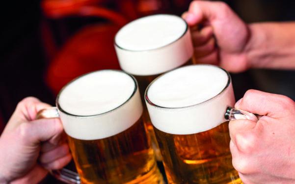Paradox v království piva