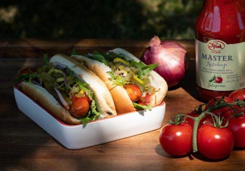 Spak hot dogs