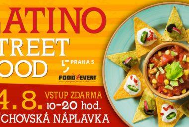Latino street food