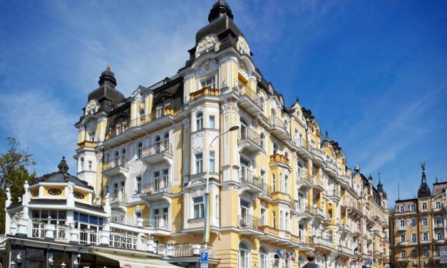 Pandemie změnila strukturu hotelové klientely vMariánských Lázních. Zahraniční turisty vystřídaly rodiny s dětmi