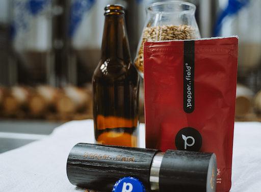 Letní speciál z pivovaru Proud: Pepper Your Saison – saison okořeněný proslulým Kampotským pepřem