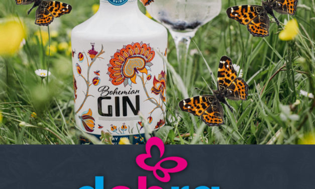 Bohemian Gin pro dobrou věc