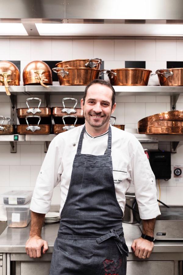 Kulinářský Trezor šéfkuchaře Marka Fichtnera